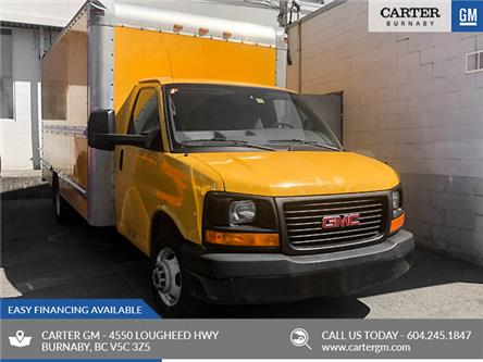 2011 GMC Savana Cutaway Standard (Stk: P9-59040) in Burnaby - Image 1 of 6