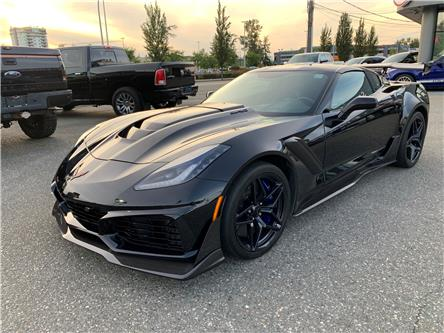 2019 Chevrolet Corvette ZR1 (Stk: 19-800545) in Abbotsford - Image 1 of 27