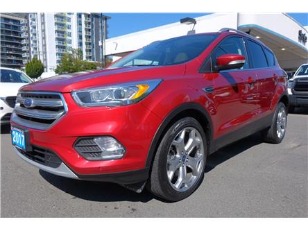 2017 Ford Escape Titanium (Stk: 7938A) in Victoria - Image 1 of 20