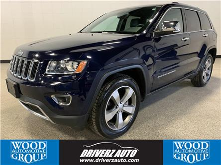 2015 Jeep Grand Cherokee Limited (Stk: P12111) in Calgary - Image 1 of 18