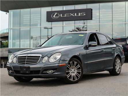 2008 Mercedes-Benz E-Class  (Stk: 12291G) in Richmond Hill - Image 1 of 9