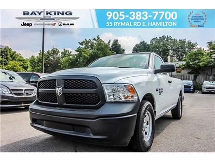 2019 RAM 1500 Classic ST (Stk: 197208) in Hamilton - Image 1 of 21
