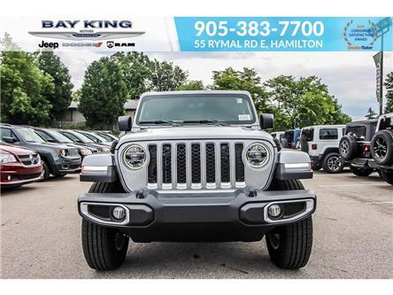 2020 Jeep Gladiator Overland (Stk: 207507) in Hamilton - Image 2 of 29