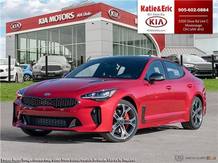2019 Kia Stinger GT Limited (Stk: SG19018) in Mississauga - Image 1 of 24