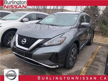2019 Nissan Murano S (Stk: Y8503) in Burlington - Image 1 of 5