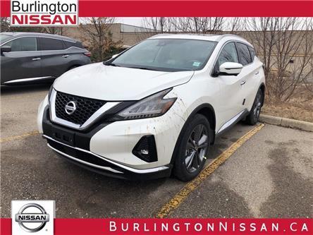 2019 Nissan Murano Platinum (Stk: Y8513) in Burlington - Image 1 of 5