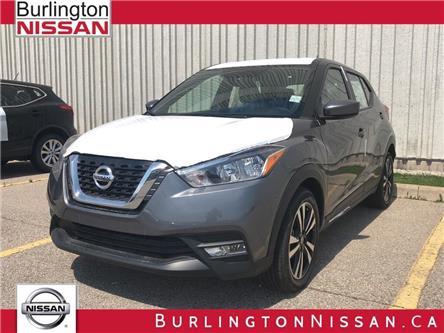 2019 Nissan Kicks SV (Stk: Y1145) in Burlington - Image 1 of 5