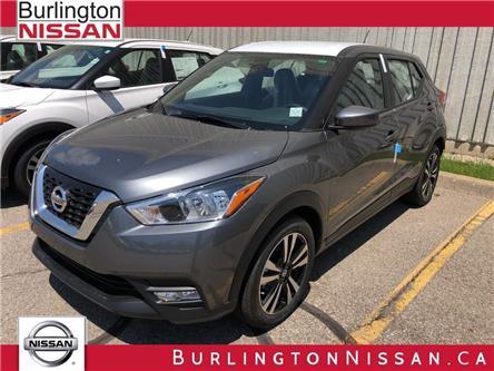 2019 Nissan Kicks SV (Stk: Y1170) in Burlington - Image 1 of 5