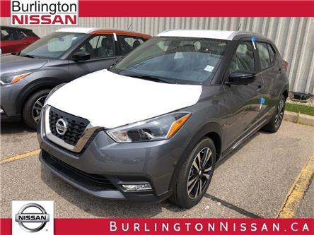 2019 Nissan Kicks SR (Stk: Y1199) in Burlington - Image 1 of 5