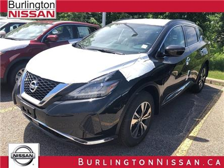 2019 Nissan Murano S (Stk: Y8533) in Burlington - Image 1 of 5