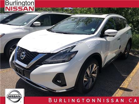 2019 Nissan Murano SL (Stk: Y8543) in Burlington - Image 1 of 5