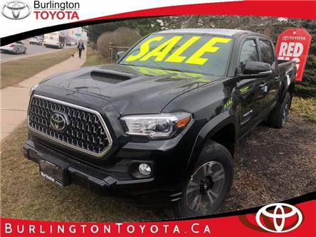 2019 Toyota Tacoma SR5 V6 (Stk: 194023) in Burlington - Image 1 of 5