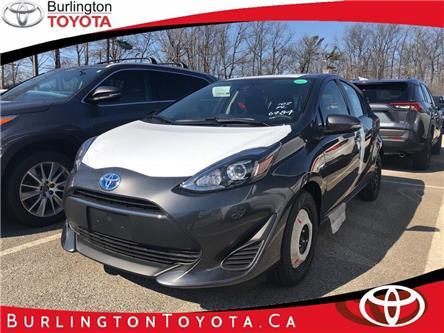 2019 Toyota Prius C Upgrade (Stk: 197020) in Burlington - Image 1 of 5