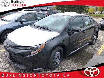 2020 Toyota Corolla L (Stk: 202018) in Burlington - Image 1 of 5