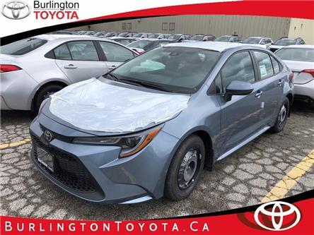 2020 Toyota Corolla L (Stk: 202017) in Burlington - Image 1 of 5