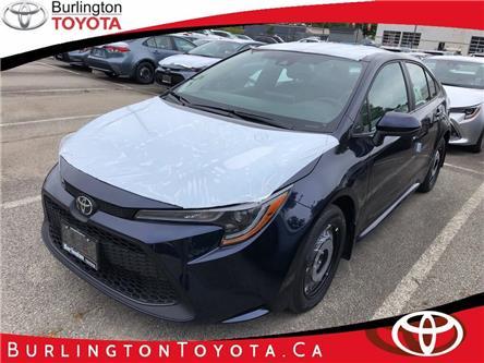 2020 Toyota Corolla LE (Stk: 202063) in Burlington - Image 1 of 6