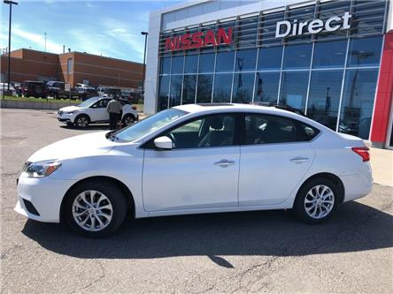2019 Nissan Sentra SV/MOONROOF | NO ACCIDENTS | ONLY 19000KM!!! (Stk: P0626) in Mississauga - Image 2 of 19