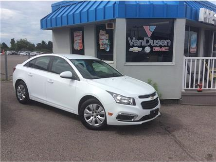 2015 Chevrolet Cruze LT 1LT (Stk: 194087A) in Ajax - Image 1 of 22