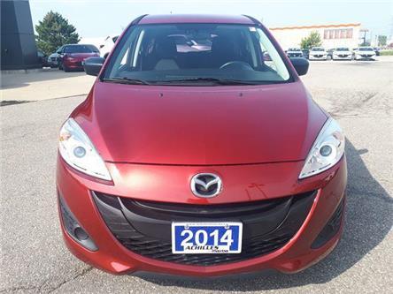 2014 Mazda Mazda5 GS (Stk: P5759) in Milton - Image 2 of 13