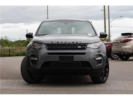 2016 Land Rover Discovery Sport HSE LUXURY (Stk: P0128) in Ajax - Image 2 of 30
