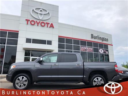 2015 Toyota Tundra Platinum (Stk: U10713) in Burlington - Image 1 of 20