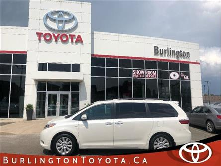 2017 Toyota Sienna XLE (Stk: U10748) in Burlington - Image 1 of 26