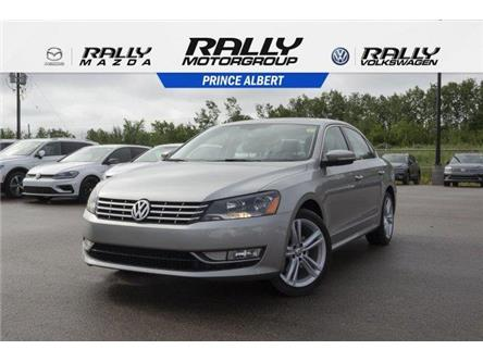 2013 Volkswagen Passat 2.0 TDI Highline (Stk: V891) in Prince Albert - Image 1 of 11