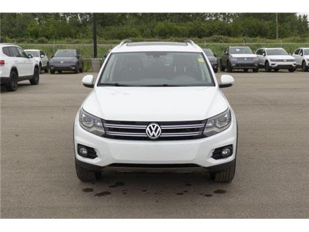 2017 Volkswagen Tiguan Highline (Stk: V681A) in Prince Albert - Image 2 of 11