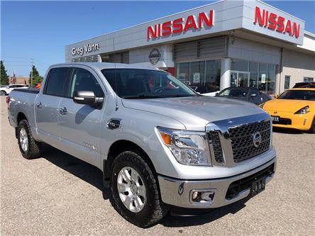 2017 Nissan Titan SV (Stk: V0432B) in Cambridge - Image 1 of 26