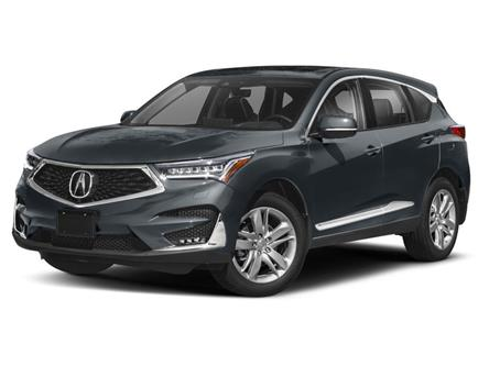 2020 Acura RDX Platinum Elite (Stk: L802585SVC) in Brampton - Image 1 of 9