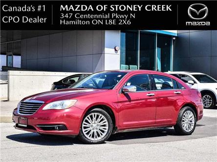 2012 Chrysler 200 Limited (Stk: SU946A) in Hamilton - Image 1 of 24