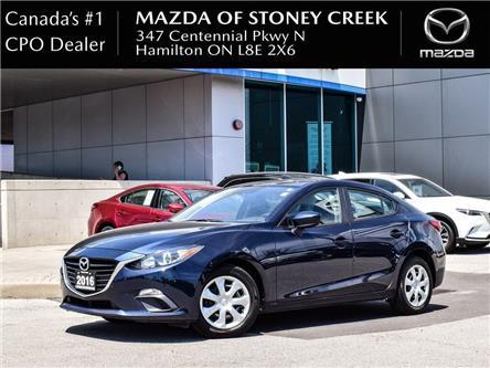 2016 Mazda Mazda3 GX (Stk: SU1291) in Hamilton - Image 1 of 26