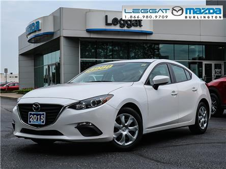 2015 Mazda Mazda3 GX (Stk: 1948) in Burlington - Image 1 of 27