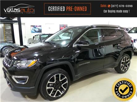 2018 Jeep Compass Limited (Stk: NP2801) in Vaughan - Image 1 of 26