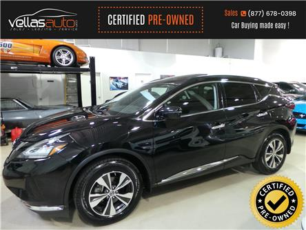 2019 Nissan Murano SV (Stk: NP3062) in Vaughan - Image 1 of 28