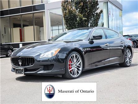 2014 Maserati Quattroporte S Q4 (Stk: U4318) in Vaughan - Image 1 of 25