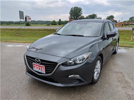 2016 Mazda Mazda3 GS (Stk: 90198A) in Goderich - Image 2 of 16