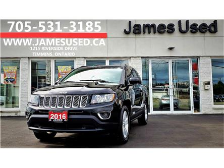2016 Jeep Compass Sport/North (Stk: N19341A) in Timmins - Image 1 of 14