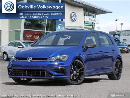 2019 Volkswagen Golf R 2.0 TSI (Stk: 21478) in Oakville - Image 1 of 23
