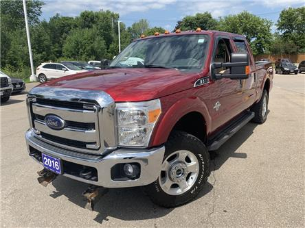 2016 Ford F-250 XL (Stk: 1960A) in Perth - Image 1 of 14