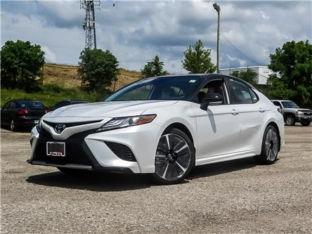 2019 Toyota Camry XSE (Stk: 93033) in Waterloo - Image 1 of 18