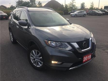 2019 Nissan Rogue SV (Stk: MX1085) in Ottawa - Image 1 of 20