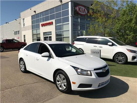 2014 Chevrolet Cruze 1LT (Stk: 21727B) in Edmonton - Image 1 of 25