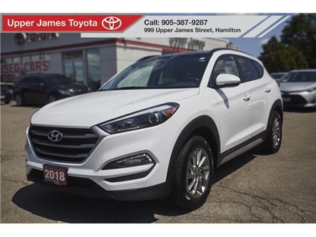 2018 Hyundai Tucson  (Stk: 81269) in Hamilton - Image 1 of 21