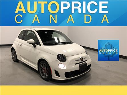 2015 Fiat 500 Abarth (Stk: W0431) in Mississauga - Image 1 of 17