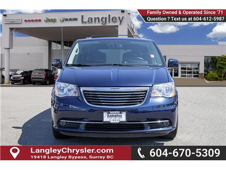 2013 Chrysler Town & Country Touring (Stk: EE910060) in Surrey - Image 2 of 27