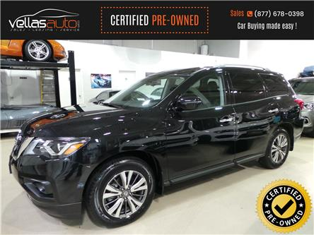 2019 Nissan Pathfinder SV Tech (Stk: NP0990) in Vaughan - Image 1 of 27