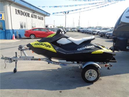 2014 Sea-Doo Spark with 2020 TRITON WAVE trailer (Stk: I6786) in Winnipeg - Image 2 of 14