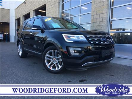 2017 Ford Explorer Limited (Stk: 17292) in Calgary - Image 1 of 24