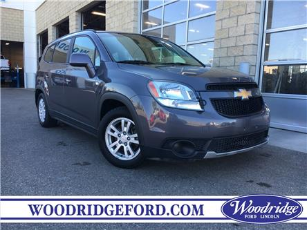 2012 Chevrolet Orlando 1LT (Stk: J-1314A) in Calgary - Image 1 of 20